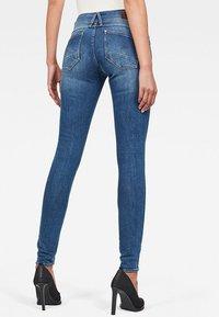 G-Star - MID SKINNY - Jeans Skinny Fit - faded blue - 1