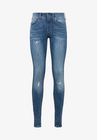G-Star - LYNN  - Jeans Skinny Fit - blue - 5