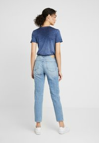 G-Star - 3301 HIGH STRAIGHT 90'S ANKLE - Jeans straight leg - light aged