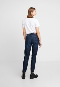 G-Star - 3301 HIGH STRAIGHT 90'S ANKLE - Jeans straight leg - dark aged - 2