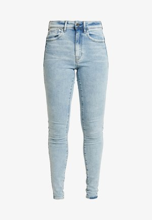 LHANA HIGH SUPER SKINNY - Jeans Skinny - sun faded iceberg