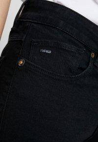 G-Star - JOCI 3D MID SLIM WMN - Slim fit jeans - jet black - 3