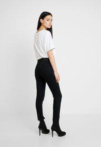 G-Star - JOCI 3D MID SLIM WMN - Slim fit jeans - jet black - 2