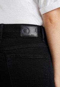 G-Star - JOCI 3D MID SLIM WMN - Slim fit jeans - jet black - 5