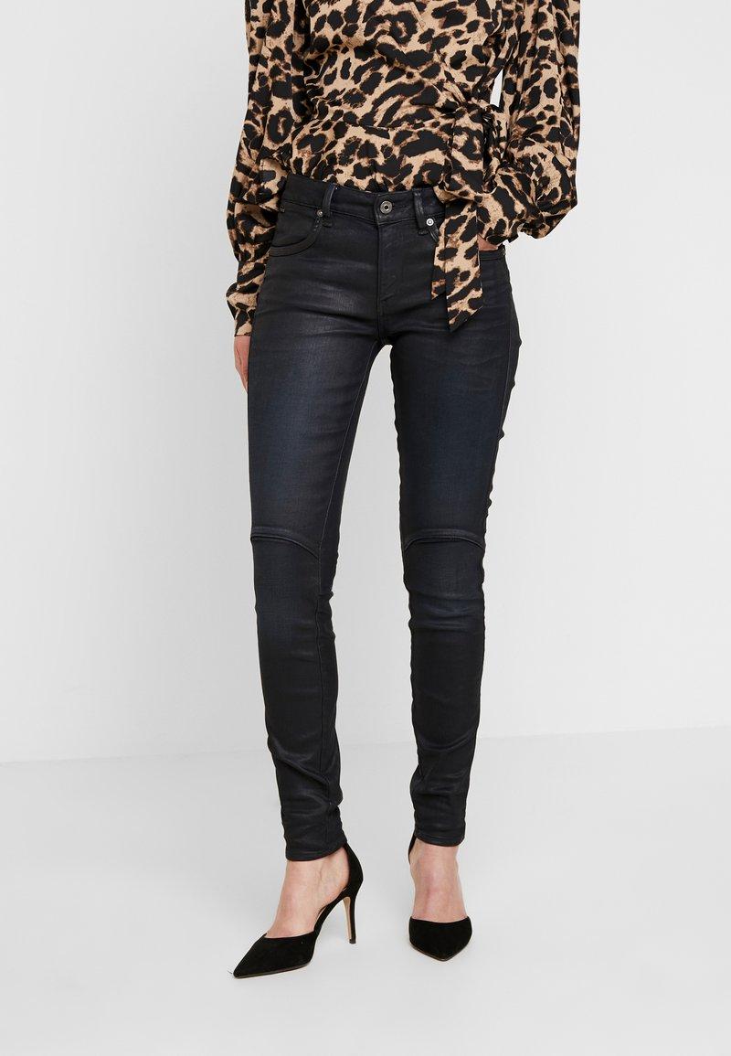 G-Star - G-JACKPANT 3D MIDGE SKINNY - Jeans Skinny Fit - worn in tidal cobler