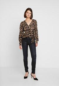 G-Star - G-JACKPANT 3D MIDGE SKINNY - Jeans Skinny Fit - worn in tidal cobler - 1