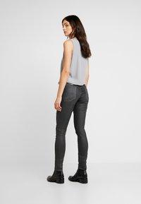 G-Star - LYNN MIDGE SKINNY - Jeans Skinny Fit - dark aged cobler - 2