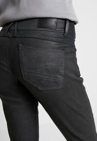 G-Star - LYNN MIDGE SKINNY - Jeans Skinny Fit - dark aged cobler - 3