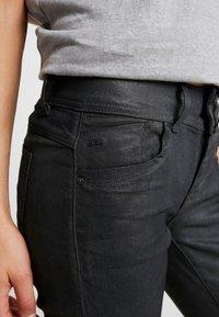 G-Star - LYNN MIDGE SKINNY - Jeans Skinny Fit - dark aged cobler - 6