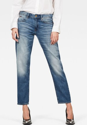 KATE BOYFRIEND - Jean droit - blue