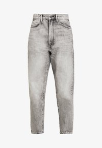G-Star - JANEH ULTRA HIGH MOM - Jeans Tapered Fit - sun faded basalt - 4