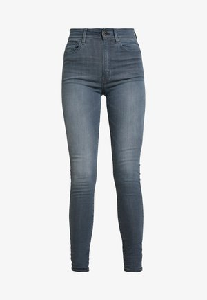 KAFEY ULTRA HIGH SKINNY - Jeans Skinny Fit - grey