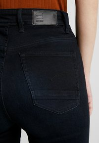 G-Star - KAFEY ULTRA HIGH SKINNY - Skinny džíny - worn in blue storm - 4
