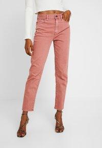 G-Star - HIGH STRAIGHT ANKLE - Straight leg jeans - tea rose - 0