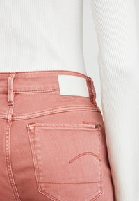 G-Star - HIGH STRAIGHT ANKLE - Straight leg jeans - tea rose - 4