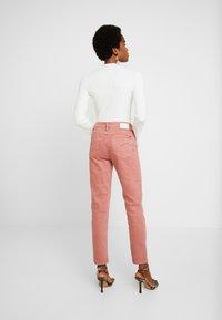 G-Star - HIGH STRAIGHT ANKLE - Straight leg jeans - tea rose - 2