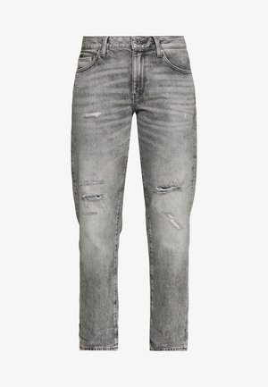 KATE BOYFRIEND - Džíny Relaxed Fit - grey denim