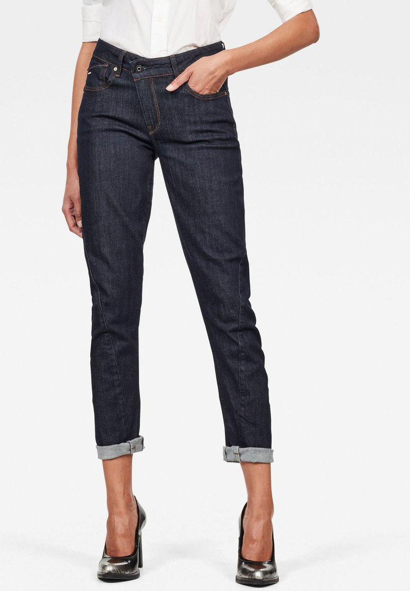 G-Star - JOCI 3D MID SLIM - Jeans slim fit - blue denim
