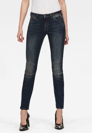 MID SKINNY  - Jeans Skinny Fit - dark blue