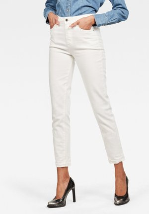 3301 HIGH STRAIGHT 90'S ANKLE - Slim fit jeans - 3d milk
