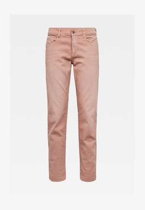 KATE BOYFRIEND - Relaxed fit jeans - pink orchid garment dye