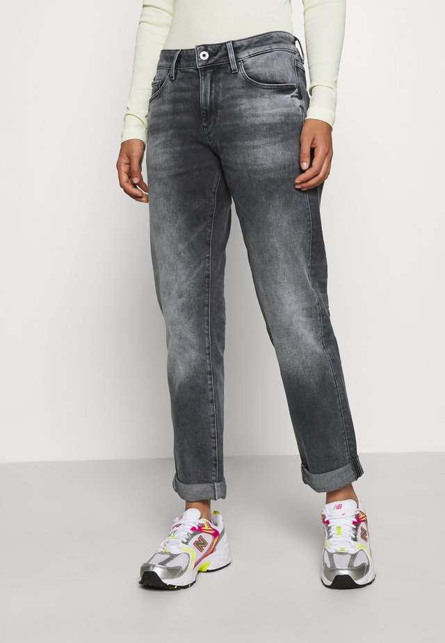 KATE BOYFRIEND - Relaxed fit jeans - vintage basalt