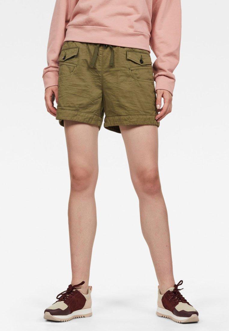 G-Star - ARMY RADAR  - Shorts - green