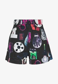 G-Star - JUDIE ULTRA HIGH  - Shorts - black - 0