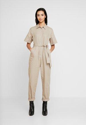 BRISTUM - Overall / Jumpsuit - beige