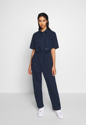 ARMY SHORT SLEEVE - Tuta jumpsuit - sartho blue