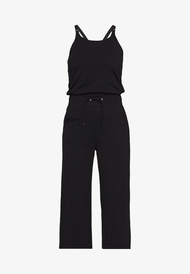 UTILITY STRAP - Jumpsuit - black