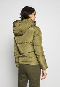 G-Star - MEEFIC SUNDU OVERSHIRT - Winter jacket - smoke olive - 2