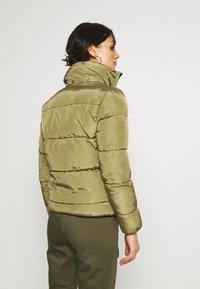 G-Star - MEEFIC SUNDU OVERSHIRT - Winter jacket - smoke olive - 3
