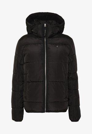MEEFIC SUNDU OVERSHIRT - Zimní bunda - black