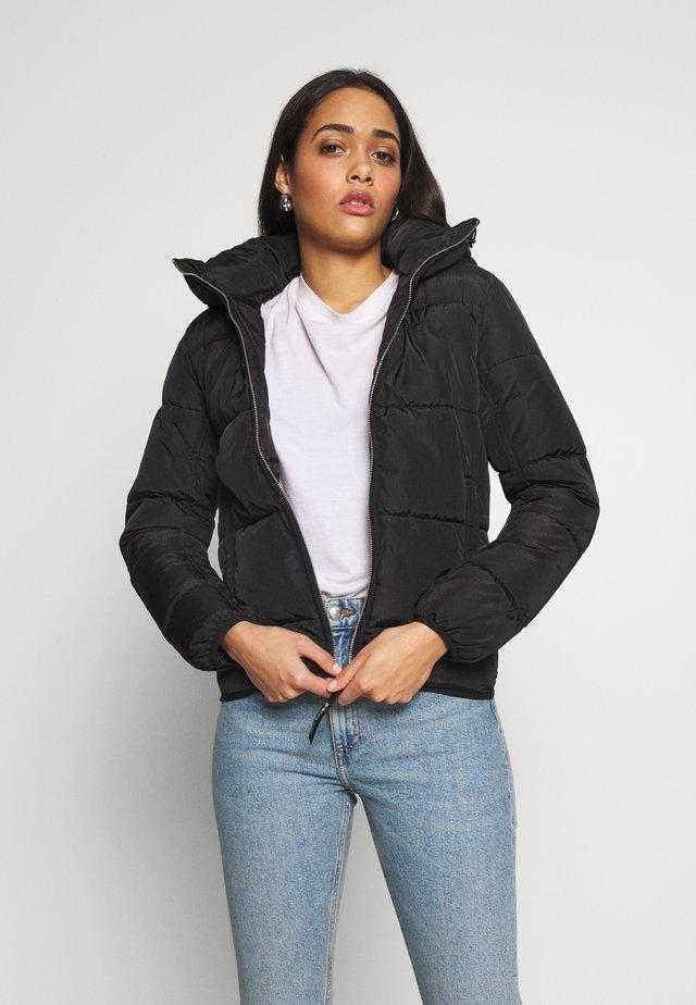 MEEFIC SUNDU OVERSHIRT - Winter jacket - black