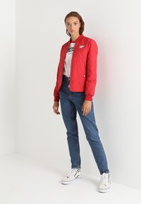 G-Star - QUILTED LINER WMN - Light jacket - chili red - 2