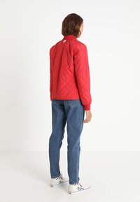G-Star - QUILTED LINER WMN - Light jacket - chili red - 3