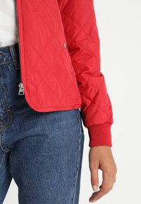 G-Star - QUILTED LINER WMN - Light jacket - chili red - 5