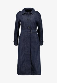 G-Star - MINOR A-LINE LOOSE TRENCH - Trenchcoat - indigo dk aged - 5