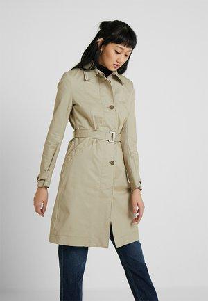 MINOR LONG SLIM - Trenchcoat - beige