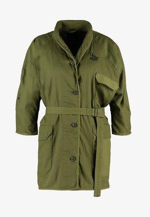 BERYL OVERCOAT JKT WMN - Short coat - sage