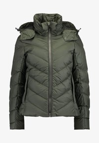 G-Star - WHISTLER SLIM - Down jacket - asfalt - 5