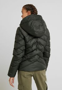 G-Star - WHISTLER SLIM - Down jacket - asfalt - 2