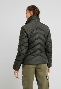 G-Star - WHISTLER SLIM - Down jacket - asfalt - 3
