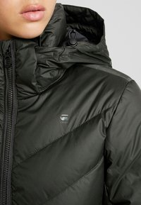 G-Star - WHISTLER SLIM - Down jacket - asfalt - 6