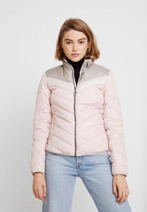 ALASKA PDD DOWN JKT WMN - Chaqueta de plumas - light pink