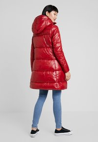 G-Star - WHISTLER LONG HIGH SHINE - Cappotto invernale - red - 2