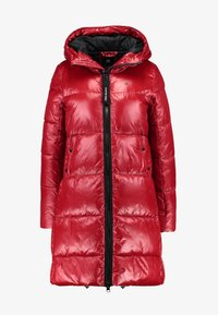 G-Star - WHISTLER LONG HIGH SHINE - Cappotto invernale - red - 4