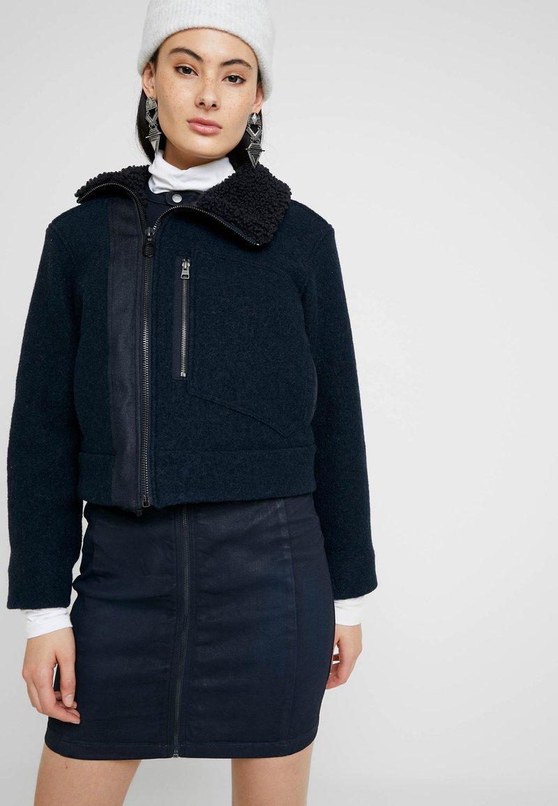 G-Star - DIELEC - Light jacket - mazarine blue