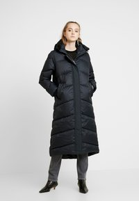 G-Star - WHISTLER HDD DOWN LONG PARKA WMN - Dunkåpe / -frakk - mazarine blue - 0